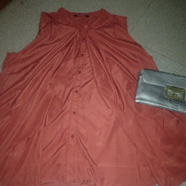 Blusa Fina Talla Plus Para Dama Señora Gordita Elegante..!