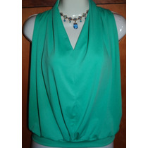 Blusa De Dama Elegante Y Casual Franela Camisa Bluson