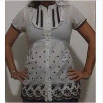 Blusa Bluson Tipo Kimono De Vestir