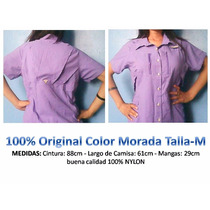 Camisas 100% Original Columbia, Dama Manga Corta Nueva