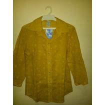 Blusa Dama Camisa Talla16 Blusas Mujer Camisas Angel.vende