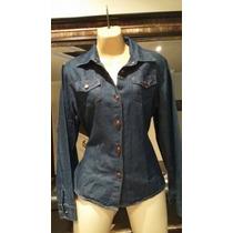 Bellas Camisas De Jean Para Damas, Todas Las Tallas, Calidad