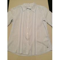 Camisa Dama Tommy Hilfiger Talla 4/s Original Importada