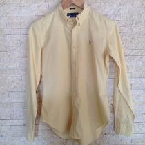 Camisa Polo Ralph Lauren Original Talla 8 (m) Damas