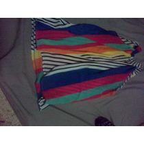 Blusas De Chifon Importada Talla L Con Bellos Colores