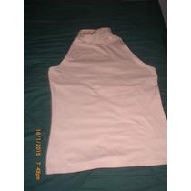 Lindo Top Zara Color Rosaso, Talla L