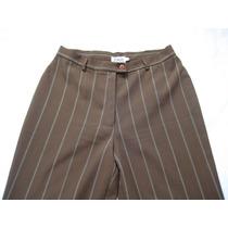 Pantalon Casual O De Vestir De Gabardina. Talla Xl