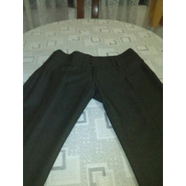 Pantalón De Vestir Para Gorditas Talla 18