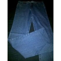 Pantalon Jean Azul Americanino Talla 30 Dama