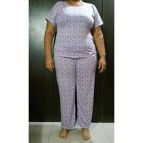 Pijamas Para Damas Preciosas, Tipo Pantalon