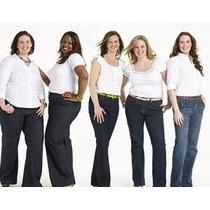 Remate!!!pantalones De Jeans Para Damas Gorditas.importados