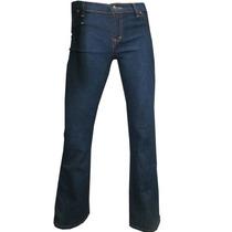 Pantalón Jeans Triple Costura Jc Strech, Para Dama.