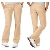 Pantalones De Uniforme Aereopostale Stretch Talla 00