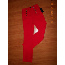 Elegante Pantalon Marca Zara Talla 28/30 (nuevo)
