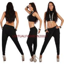Pantalones De Moda ,licras, Monos, Bombache Con Bolsillo