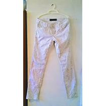 Pantalon De Flores De Dama Forever 21