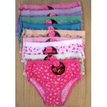 Pantaletas Panties Para Niñas