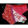 Panties Leonisa Originales Cotton-lycra Talla M Paq De 3