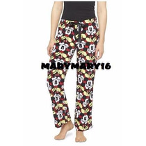 Pijama Dama Pantalón Minnie Mickey Superman Hk Originales