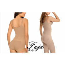 Faja Body Topless Realza Gluteos Cinturilla Dia De La Madre