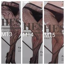 Medias Panty Para Dama Malla Sexy Ligueros Leggins
