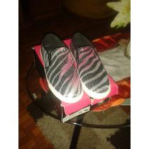 Remato Zapatos Jump Pink Raya Talla 38 Originales