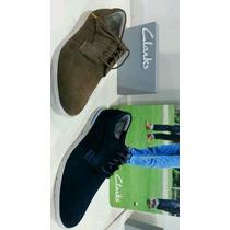 Zapatos Clarks Denner Motion Originales