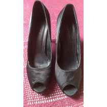 Zapatos Dama Raso Another Lady`s Fashion Talla 40