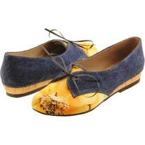 Carioquitas Zapatos Casuales Dama Trenzados Sandalias 35-44