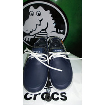 Zapatos Crocs De Playa Boat Line