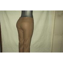 Pantalones En Lino Estrech Para Dama