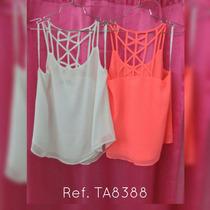 Blusas De Dama Nuevas Casuales Y De Vestir P2