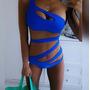 Trajes De Baños Exclusivos Importados Trikini Enteros Bikini