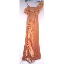 Vestido Usado De Fiesta Talla S