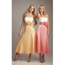 Vestidos Fiestcortos,bodas15 Años,graduaciones Desde 3499 Bs