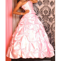 Vestido 15 Años - Alquiler