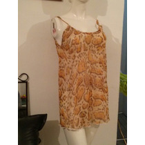 Ropa Playera, Vestidos Playeros Animal Print