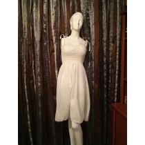 Vestidos Blancos Tipo Hindu Talla M