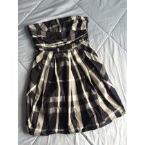 Zara - Vestido Tipo Coctail