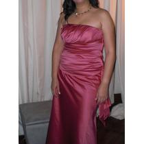 Vestido Elegante Para Fiestas Formales
