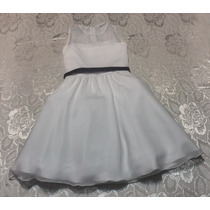 Vestido De Gala Niña (nuevo)