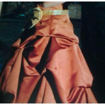 Vestido De 15 Años Importado De Usa, Talla 2 (un Solo Uso).
