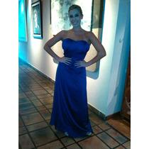 Hermoso Vestido De Gala (usado Una Vez)