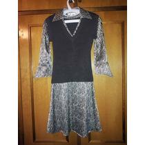 Vestido Corto De Fiesta Para Dama Estilo Vintage