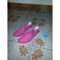 Crocs Walu Cavas Loafer Women Talla 8 Traidos De Usa
