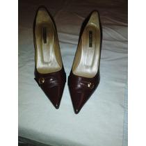 Zapatos Cerrados Bardo, Marrón