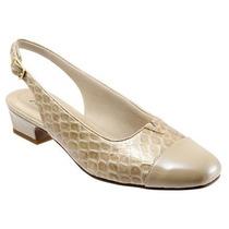 Trotters Zapatos Elegante Confortables Anti Impacto_sin Caja