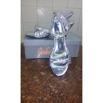 Zapatos Para Damas Johantony (color Dorado)