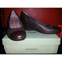 Zapatos Clarks Talla 8.5 Us Originales