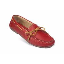 Zapato Mocasín Casual Dama Mega